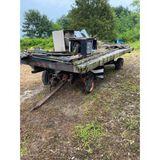 Wagon with Salvage