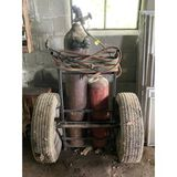 Ac/Ox Cart & Torch