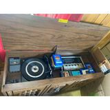 Record & 8 tract cabinet