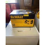 DeWalt Bench Grinder In the Box