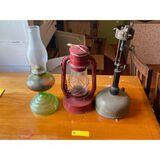 Vintage/Primitive Lamps