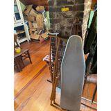 Crutches & Iron Board
