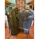 MilitaryJacket, Bags, Patches