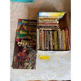 Antique/ Primitive Western Books