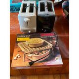 Toasters & Cooking Shelf
