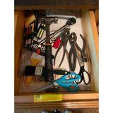Hammer, Scissors, & Pliers, & Paint Brushes