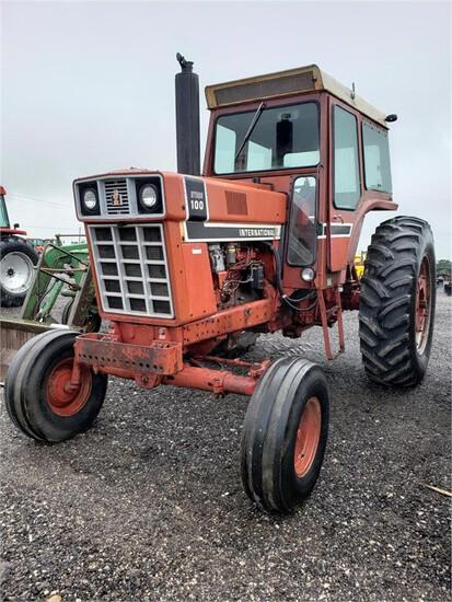 1976 INTERNATIONAL 100 HYDRO 25327