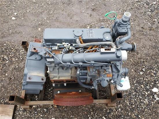 Engine KUBOTA V6108 25972