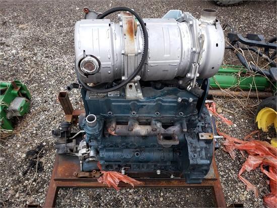Engine KUBOTA V2607 25974