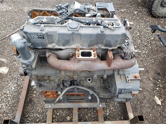 Engine KUBOTA V6108 25976