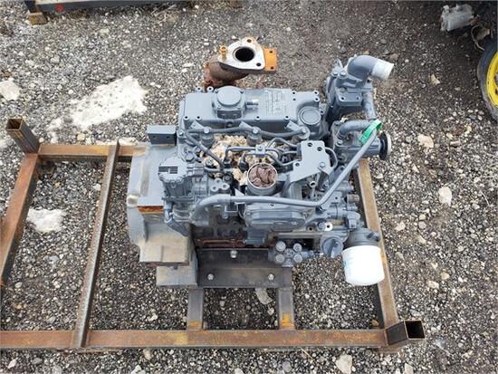Engine KUBOTA D1308 25977