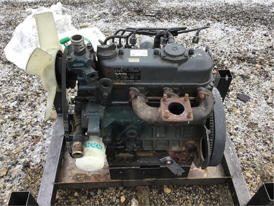 Engine KUBOTA D1005 27298