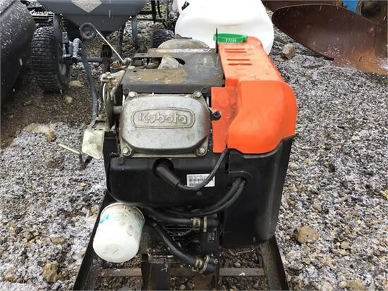 Engine KUBOTA KGZ770 27299