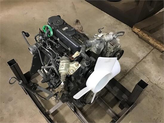 Engine KUBOTA D902-EF09 27419
