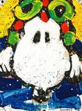 TOM EVERHART ACE FACE Hand Signed Limited Edition