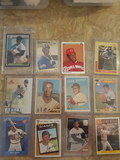 LOT OF BASEBALL ALL STARS INCLUDING ROOKIES!