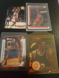 MIX OF BASKETBALL ROOKIE AND ALL START CARDS