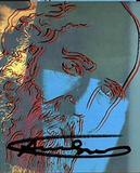 Andy Warhol, Martin Buber Ten Portraits of Jews Hand