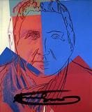 Andy Warhol, Gertrude Stein Ten Portraits of Jews Hand