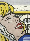 Roy Lichtenstein original Poster