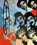 Andy Warhol, The Marx Brothers Ten Portraits of Jews