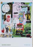 Jean-Michel Basquiat , In Italian original poster 2004