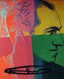 Andy Warhol, George Gershwin Ten Portraits of Jews Hand