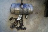 Lodestar 1/8 ton chain hoist
