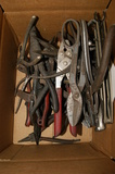 Assortment of pliers
