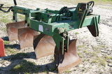 John Deere 3945 4 bottom switch plow