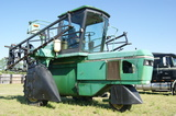 John Deere 6500 3-wheel sprayer
