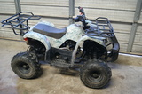 Small/kids 125 camo ATV