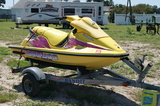Sea-Doo XP Bombardier jet ski w/ trailer