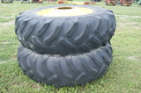 Co-op Agri-power LSB tires