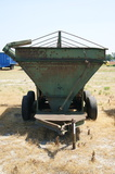 Grain-O-Vator cart