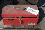 Small tool box w/ assortment of Allen wrenches