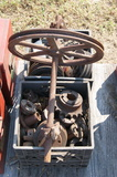 Miscellaneous pulleys & sprockets