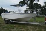 2000 23ft Edgewater boat w/ Yamaha motor & trailer