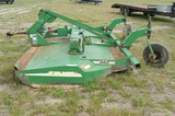 John Deere 14ft mower
