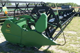 John Deere 630F grain head