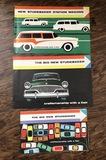 Old Studebaker Brochure