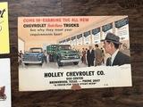 Old Truck Brochures