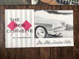 Old Corvette Brochures