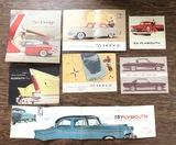 Old Dodge Brochures