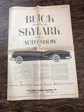 1953 Fort Worth Star