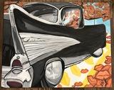 1957 Chevy Art