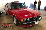 1986 BMW M635CS