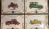 Oldsmobile 75th Anniversary Place Mats