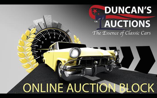 Classic Car Online Block