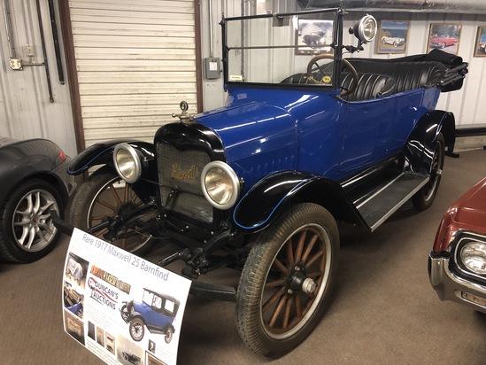 1917 Maxwell